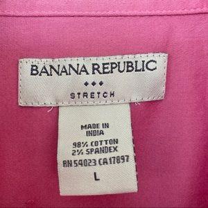 Banana Republic Tops - Banana Republic fitted shirt